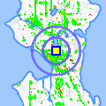 Click for map showing location of Shurgard Storage in Seattle (opens in new window)