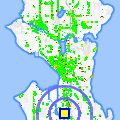 Click for map showing location of Essention in Seattle (opens in new window)