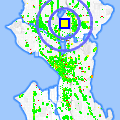 Click for map showing location of Seattle Taiwanese Christian in Seattle (opens in new window)