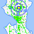 Click for map showing location of Optical Solutions in Seattle (opens in new window)