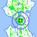 Click for map showing location of Uncle Elizabeth's Internet Cafe in Seattle (opens in new window)