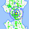 Click for map showing location of Roundcliffe in Seattle (opens in new window)