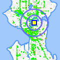 Click for map showing location of Eastlake Hair in Seattle (opens in new window)