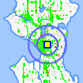 Click for map showing location of Angletree Apts in Seattle (opens in new window)