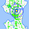 Click for map showing location of Admiral Apts in Seattle (opens in new window)