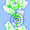 Click for map showing location of Washington State Acupuncture in Seattle (opens in new window)