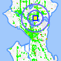 Click for map showing location of Lake Union Sea Ray in Seattle (opens in new window)