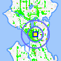 Click for map showing location of Philips Apts in Seattle (opens in new window)
