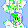 Click for map showing location of Farmers Insurance in Seattle (opens in new window)