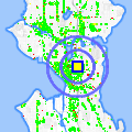 Click for map showing location of Chase Bank in Seattle (opens in new window)