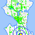 Click for map showing location of Sun Supply in Seattle (opens in new window)
