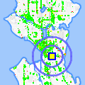 Click for map showing location of Thanh's Hair in Seattle (opens in new window)