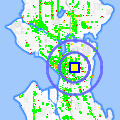 Click for map showing location of Fleurish in Seattle (opens in new window)