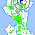 Click for map showing location of Chiang's Gourmet in Seattle (opens in new window)
