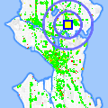 Click for map showing location of Yunnie Bubble Tea in Seattle (opens in new window)