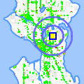 Click for map showing location of Volunteer Park Restrooms in Seattle (opens in new window)