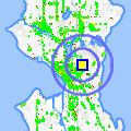 Click for map showing location of Super Cleaners in Seattle (opens in new window)
