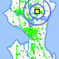 Click for map showing location of Pochi Tea Station in Seattle (opens in new window)