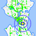 Click for map showing location of Essential Foods in Seattle (opens in new window)