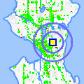 Click for map showing location of Hawthorne in Seattle (opens in new window)