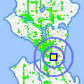 Click for map showing location of Vietnam's Pearl Restaurant in Seattle (opens in new window)