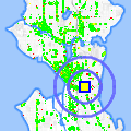 Click for map showing location of ABM Janitorial Services in Seattle (opens in new window)