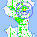 Click for map showing location of Mechanical Engineering (MEB) in Seattle (opens in new window)
