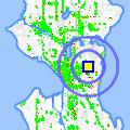 Click for map showing location of Flyright Productions in Seattle (opens in new window)