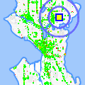 Click for map showing location of Jamba Juice in Seattle (opens in new window)
