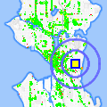 Click for map showing location of Seattle Central Grind in Seattle (opens in new window)