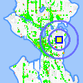 Click for map showing location of Hair by Boyce in Seattle (opens in new window)