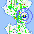 Click for map showing location of Spotless Cleaners in Seattle (opens in new window)
