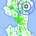 Click for map showing location of Mazi in Seattle (opens in new window)