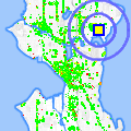 Click for map showing location of Pro Robics in Seattle (opens in new window)