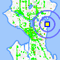 Click for map showing location of Museum Quality Framing in Seattle (opens in new window)