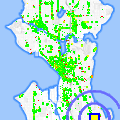 Click for map showing location of Seattle Interpretation Svcs in Seattle (opens in new window)