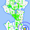 Click for map showing location of Seward Park Cleaners in Seattle (opens in new window)